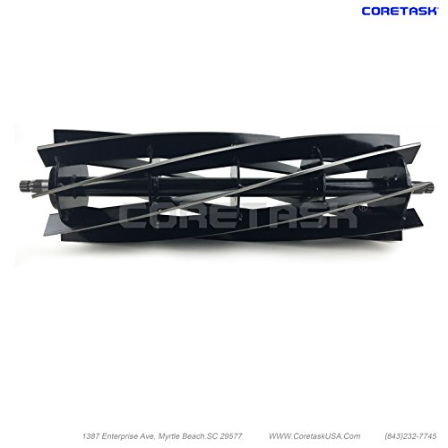 - CORETASK Reel CAMT2893 8Blade Replace: John Deere Reel Blade AMT2893