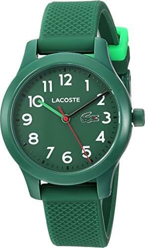 Lacoste Unisex 12.12 Kids Green Watch
