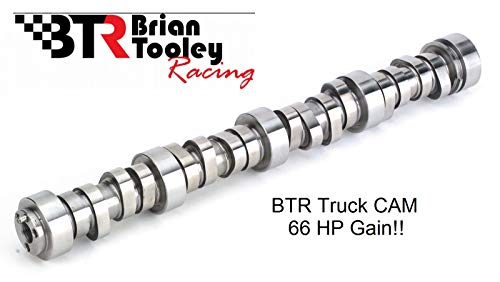 Cam Lift - BRIAN TOOLEY LOW LIFT TRUCK CAM 4.8 5.3 6.0 BTR RACING CAMSHAFT 66 HP GAINS