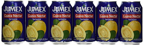 Jumex Nectar Juice, Guava, 11.30 Ounce (Pack of 24)