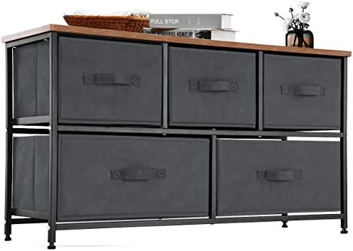 YOUDENOVA 5 Drawer Dresser Storage Organizer Chest