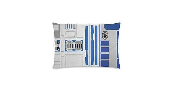 Trendsetter R2D2 personalizada Funda de almohada Home ...