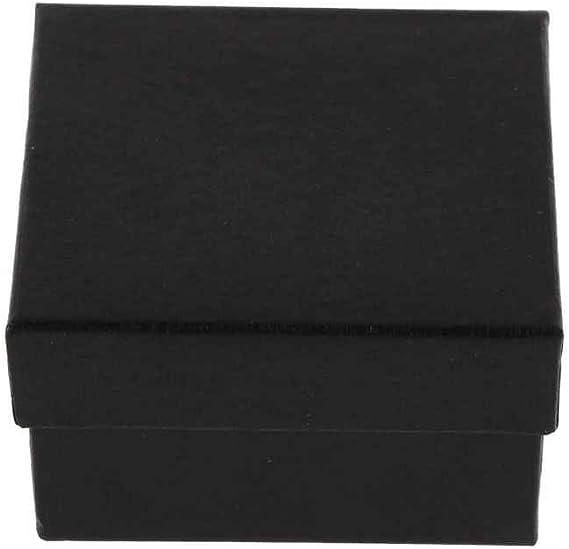 Uokoki Pr/ésent Coffrets Cadeaux Bangle Cas Bijoux Bague Boucles doreilles Bracelet Bo/îte de Rangement Porte-Case Organisateur