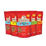 Stella & Chewy's Freeze-Dried Food for Dogs, 15 oz (Variety Pack of 5)