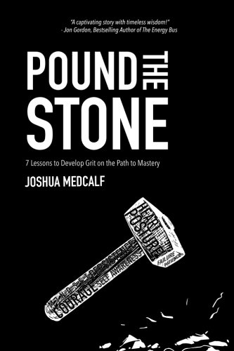 Pound The Stone: 7 Lessons To Develop Grit On The Path To Mastery cover