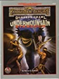 Undermountain Trilogy III, Steven Schend, 0786904518