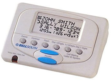 BellSouth Caller ID with Call Waiting CI-85LX - English or Spanish Display (Id Screen Caller Large)