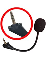 Vervanging Microfoon voor HyperX Cloud Alpha CloudX Core Gaming Headset 3.5mm Vervanging Microfoon voor Hoofdtelefoon (Alpha)