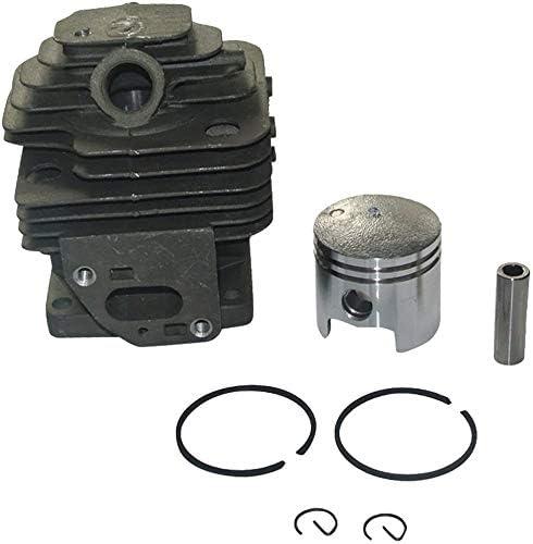 Kit de pistón de cilindro 36 mm para MITSUBISH TL33 Desbrozadora. Cortadora de hierba. Cortadora de césped. Piezas de repuesto para herramientas de jardín con motor de gasolina: Amazon.es: Bricolaje y herramientas