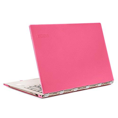 mCover Hard Shell Case for 13.9 Lenovo Yoga 920 (NOT Fitting Yoga 900/910) multimode Laptop Computer (Pink)