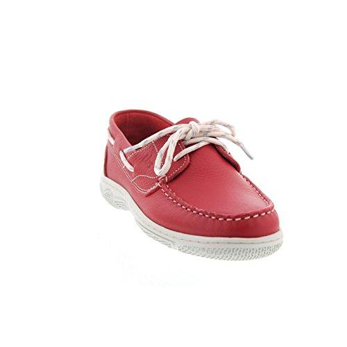 Chaussure femme bateau TBS NELLIA Rouge Rouge Y7qTEwv