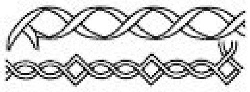 Quilt-Schablone Schleife Prym 610107