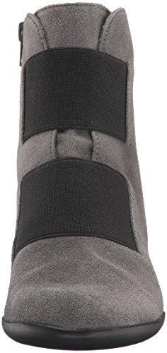 Aerosoles Women's Get Fit Boot Grey Suede 7Smr1cDm