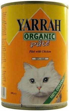 YARRAH – YAR 400 gr gato Can Chicken: Amazon.es: Productos para ...