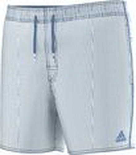 Adidas stripes sh sl visblu/blanc