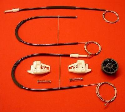 Alzacristallo regolatore cavi clip/anteriore sinistra AFTERMARKET