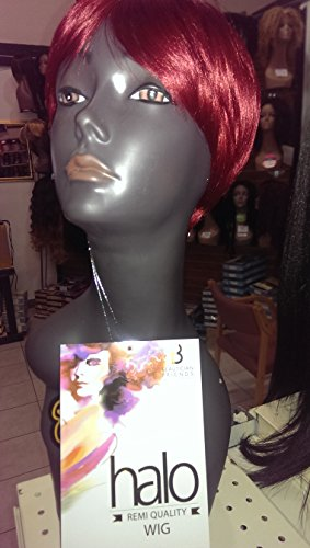 Beautician Friends Wig Company Halo Remi Quality Wig Style