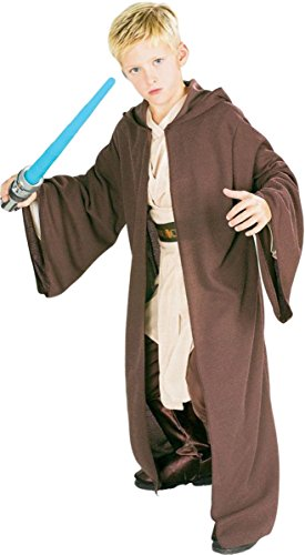 Mom And Baby Star Wars Costume (Jedi Robe Deluxe Child Small)