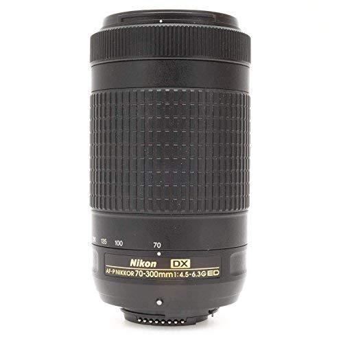 Nikon 70-300mm f/4.5-6.3G DX AF-P ED Zoom-Nikkor Lens - ()