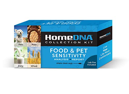 Sensitivity Testing HomeDNA Check Intolerances