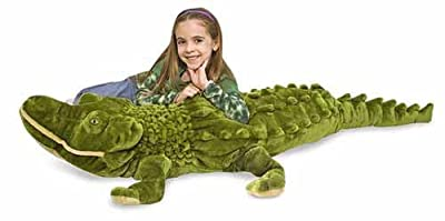 Melissa Doug Alligator-plush by Melissa & Doug