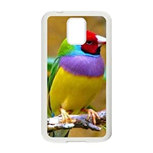Birds ZLB602805 Customized Case for SamSung Galaxy S5 I9600, SamSung Galaxy S5 I9600 Case