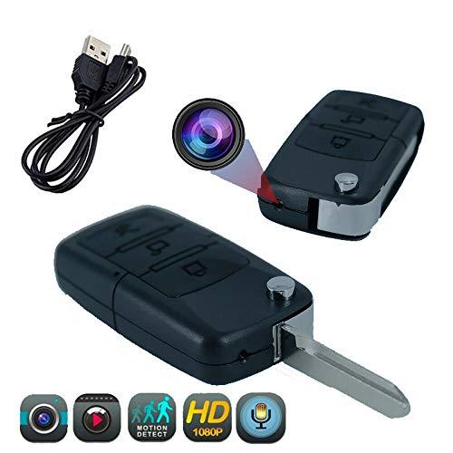 DSstyles Mini Car Key Chain Camera Webcam Camcorder Motion Detection Camera