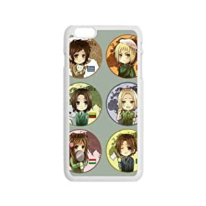 """Print Hot Comic and Anime Axis Powers Hetalia Pictures-Slim Stylish Protective Laser Cover Case for iPhone 6 Case 4.7""""-3"""