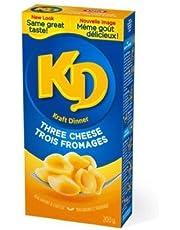 Kraft Dinner Three Cheese Macaroni & Cheese, 200g