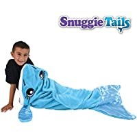 Snuggie Tails Dolphin- Tails Comfy Cozy Super Soft...