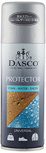 Dasco Leather Protector Protects Leather, Suede, Fabric and Penetration Wool Surfaces Against Penetration and of Water and Oil B001NXWSKI Shoes 58fad5