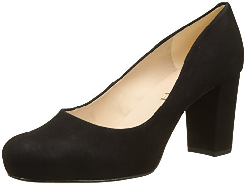 Black ks Closed Women''s Black black Unisa Toe 18 Numis Heels zfCItqtwW