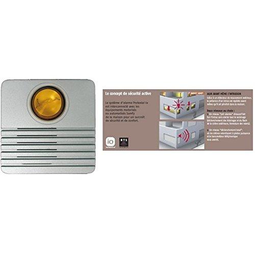 Somfy - Sirena para exterior con flash - Alarma Protexial RTS Somfy - 1875068: Amazon.es: Bricolaje y herramientas