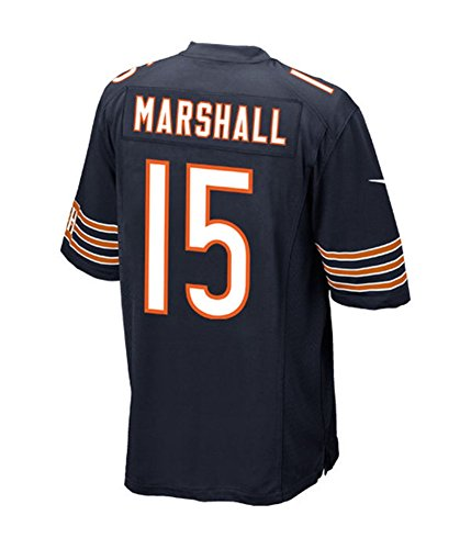NIKE Youth Chicago Bears Brandon Marshall Game Team Color Jersey - Size: Small ()