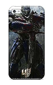 Holly M Denton Davis's Shop Shock-dirt Proof Transformers 4: Optimus Prime Images Case Cover For Iphone 5c