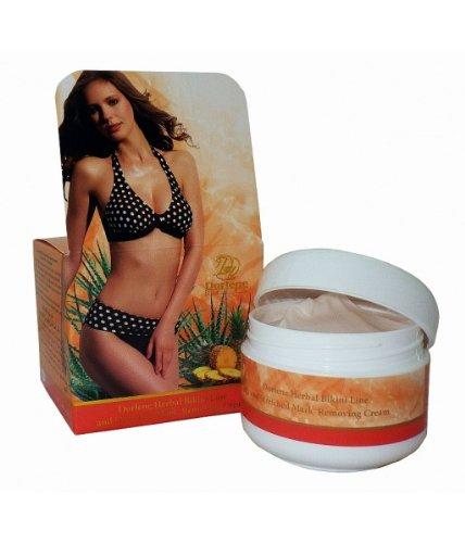 Bikini Line & Stretch Mark DEHNUNGSSTREIFEN Creme Q10 Anti-Cellulite