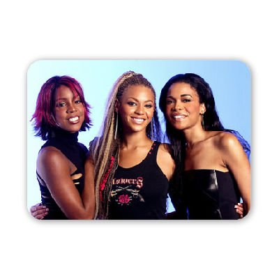 Destiny's Child - Mouse Mat Art247 Highest Quality Natural Rubber Mouse Mats - Mouse Mat