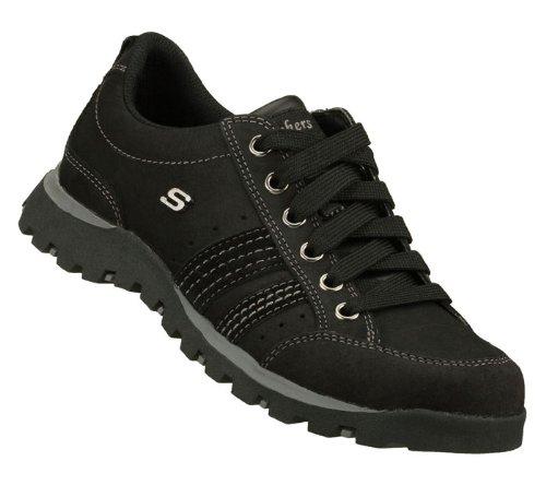 Skechers Grand Jams Replenish Womens Shoes Black 7 - Grand Jams