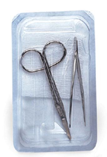 Suture Removal Kit- Sterile - Bx/10 Kits