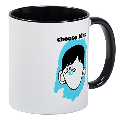 "CafePress - WONDER""Choose Kind"" Mug - Unique Coffee Mug, Cof"