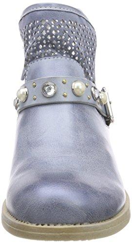 s.Oliver Women's 25305 Biker Boots Blue (Denim) cheap big sale clearance huge surprise JuhGqhQj6O
