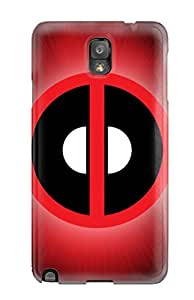 Frank J. Underwood's Shop Galaxy Note 3 Case Cover - Slim Fit Tpu Protector Shock Absorbent Case (deadpool)