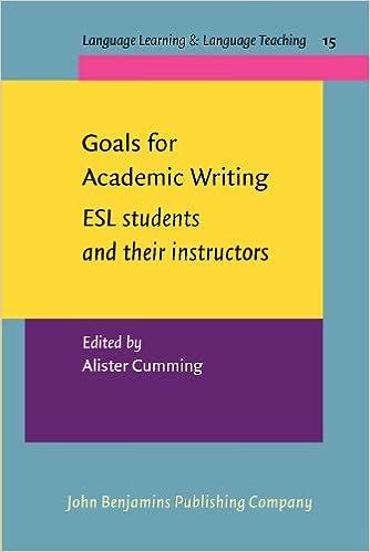 esl academic writing book