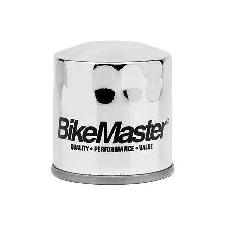 2008-2010 Yamaha XV1900C/CS Raider All Motorcycle Engine Oil Filter [Chrome]