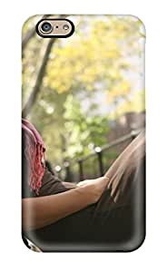 New ZippyDoritEduard Super Strong Heather Masse Tpu Case Cover For Iphone 6