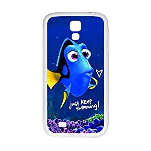 Happy Turtle Rock blue lovely fish Cell Phone Samsung Galaxy S6
