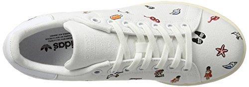 White Top Off Footwear Women's Footwear Sneakers White White White Smith adidas Low Stan 1qIS8S