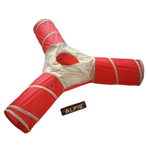 alfie-pet-by-petoga-couture-scott-collapsible-3-way-tunnel-toy-for-cats-color-red-and-white