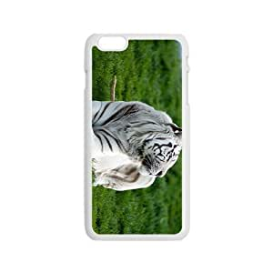 The White Tiger Hight Quality Plastic Case for Iphone 6