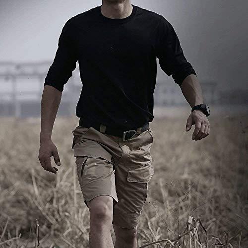 De Cpcolor Beaucoup Vêtements Poches Lannister Shorts Fashion Fête Multi Extérieur Pantalons Survêtement Tactiques Coton Été Occasionnels Hommes xqP6TCa